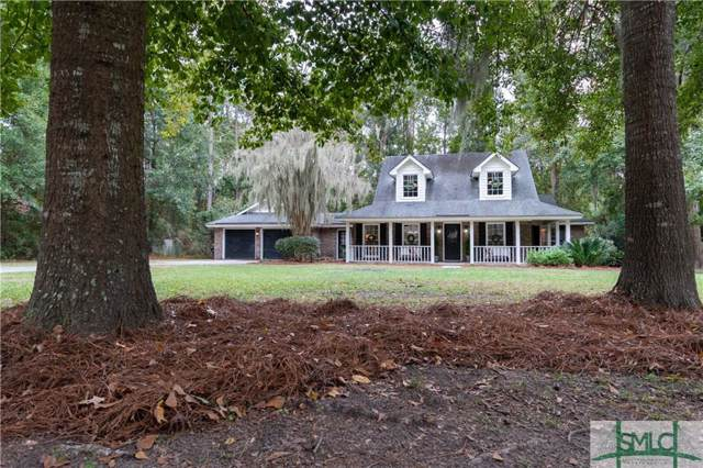 43 Old Martin Lane, Richmond Hill, GA 31324 (MLS #217583) :: Liza DiMarco