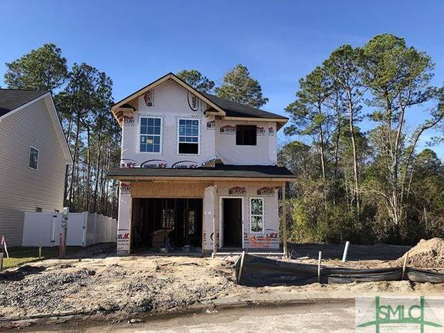 1265 Cypress Fall Circle, Hinesville, GA 31313 (MLS #217593) :: Teresa Cowart Team