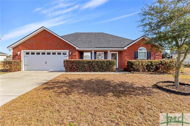 215 Mancey Garrason Loop Loop, Ludowici, GA 31316 (MLS #217596) :: The Arlow Real Estate Group