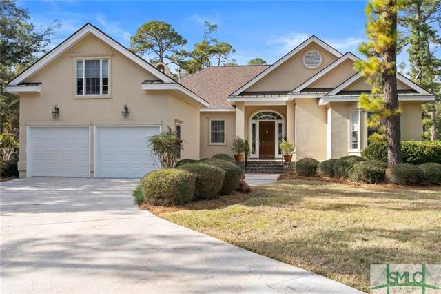 10 Flowing Wells Lane, Savannah, GA 31411 (MLS #217598) :: Robin Lance Realty