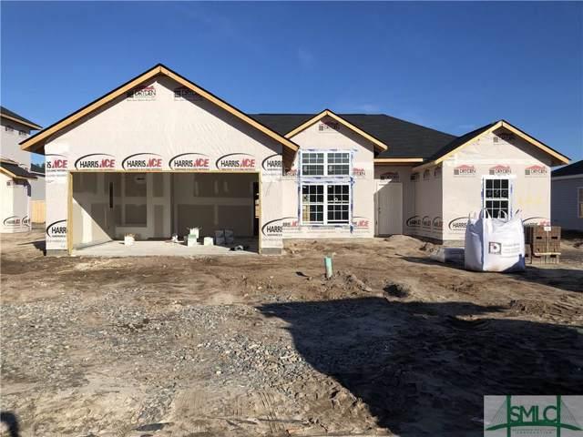 112 Brasher Drive #640, Hinesville, GA 31313 (MLS #217602) :: Teresa Cowart Team