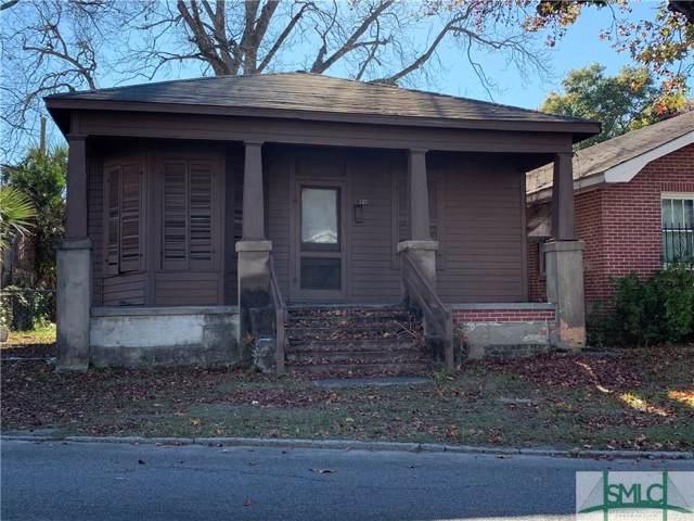 1433 Augusta Ave Avenue, Savannah, GA 31415 (MLS #217609) :: The Arlow Real Estate Group
