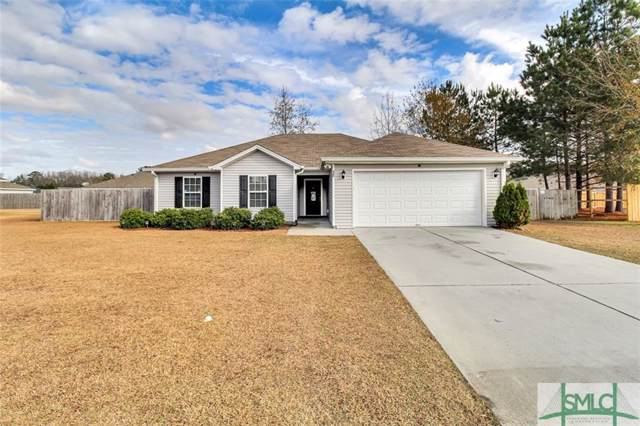 12 Crossgate Way, Guyton, GA 31312 (MLS #217627) :: The Sheila Doney Team