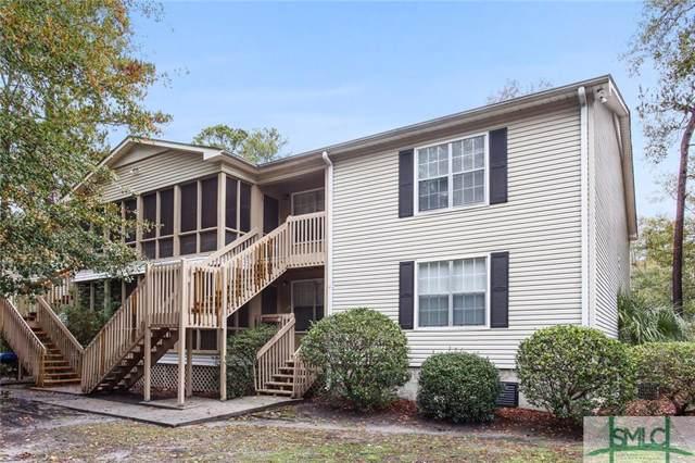 401 N Cromwell Road D6, Savannah, GA 31410 (MLS #217639) :: Teresa Cowart Team