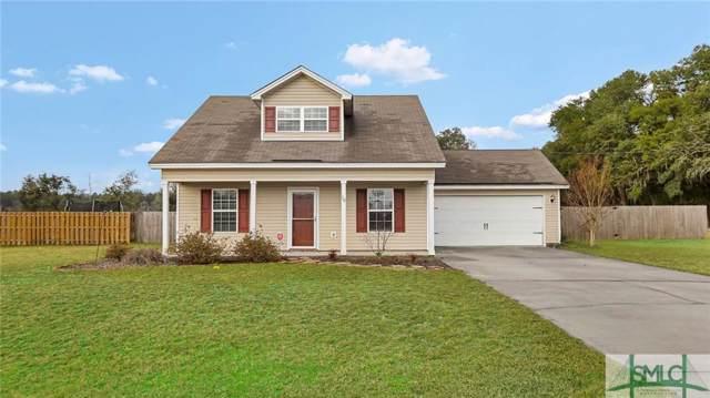 10 Ben Grady Drive, Ellabell, GA 31308 (MLS #217646) :: Robin Lance Realty