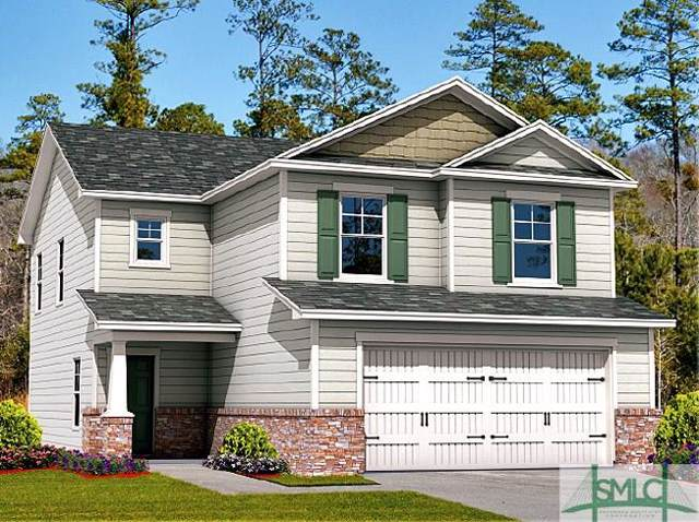 6 Mirror Lake Drive, Savannah, GA 31407 (MLS #217658) :: The Randy Bocook Real Estate Team