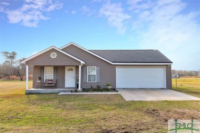 387 Otis Seckinger Road, Rincon, GA 31326 (MLS #217674) :: The Arlow Real Estate Group