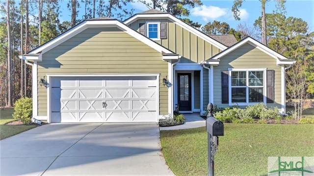 9 S Tybee Island Court, Bluffton, SC 29910 (MLS #217680) :: The Arlow Real Estate Group