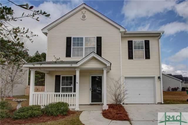 15 Hamilton Grove Drive, Pooler, GA 31322 (MLS #217700) :: Robin Lance Realty