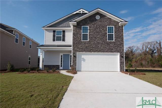 39 Spartina Lane, Richmond Hill, GA 31324 (MLS #217702) :: McIntosh Realty Team