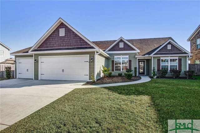 108 Whitehaven Road, Savannah, GA 31407 (MLS #217704) :: Heather Murphy Real Estate Group