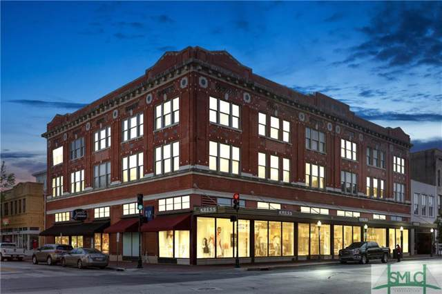 122 W Broughton Street #304, Savannah, GA 31401 (MLS #217712) :: The Arlow Real Estate Group