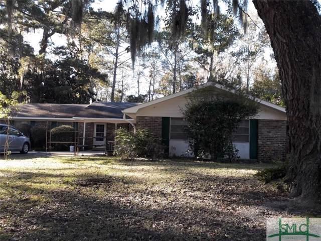 12447 Largo Drive, Savannah, GA 31419 (MLS #217717) :: Bocook Realty