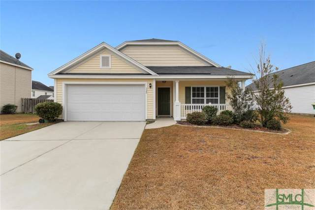 320 Grasslands Drive, Pooler, GA 31322 (MLS #217718) :: The Arlow Real Estate Group