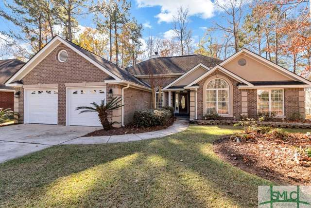 34 Marshview Drive, Richmond Hill, GA 31324 (MLS #217726) :: The Arlow Real Estate Group