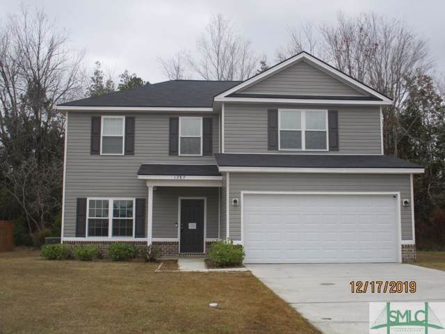 1287 Windrow Drive, Hinesville, GA 31313 (MLS #217741) :: The Arlow Real Estate Group