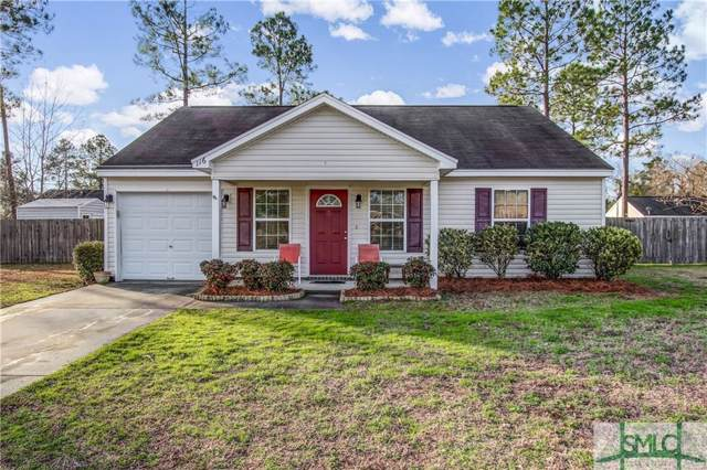 116 Red Fern Court, Springfield, GA 31329 (MLS #217742) :: The Randy Bocook Real Estate Team