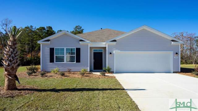 177 Hogan Drive, Richmond Hill, GA 31324 (MLS #217756) :: Heather Murphy Real Estate Group