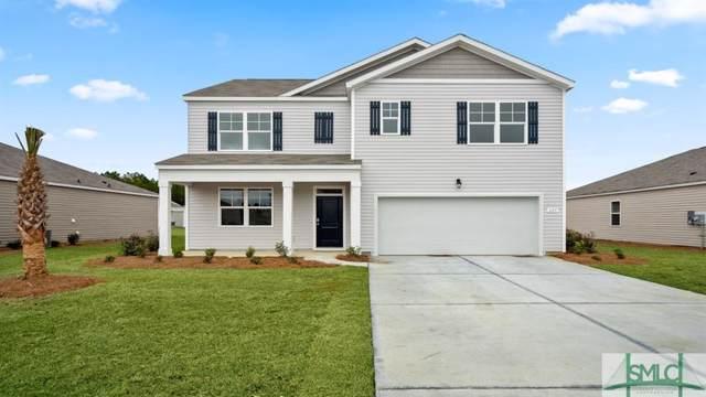 131 Hogan Drive, Richmond Hill, GA 31324 (MLS #217758) :: The Arlow Real Estate Group