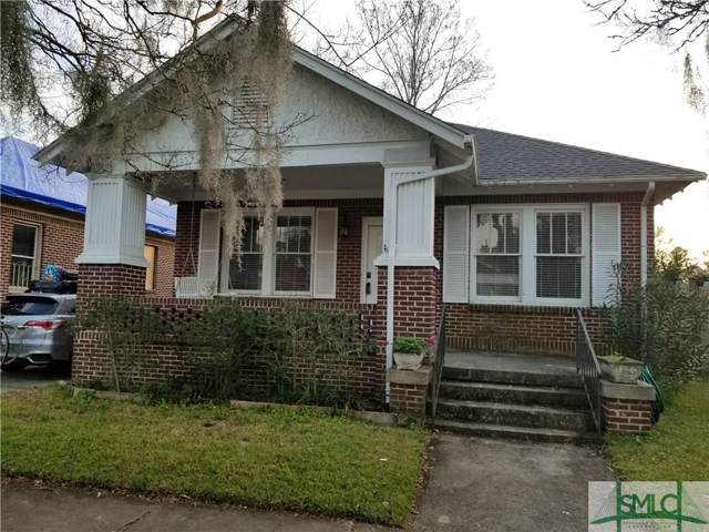 305 E 54th Street, Savannah, GA 31405 (MLS #217761) :: Liza DiMarco