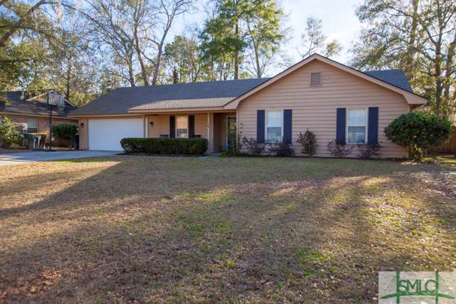 41 S Nicholson Circle, Savannah, GA 31419 (MLS #217767) :: The Arlow Real Estate Group