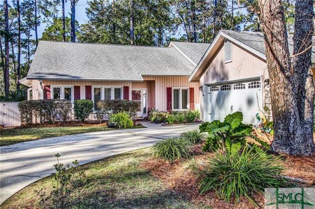 45 Village Green Circle, Savannah, GA 31411 (MLS #217780) :: Robin Lance Realty