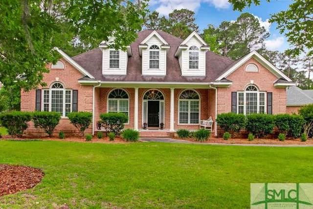 124 Greenview Drive, Savannah, GA 31405 (MLS #217790) :: The Randy Bocook Real Estate Team