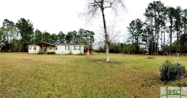 360 Mason Road, Pembroke, GA 31321 (MLS #217791) :: Partin Real Estate Team at Better Homes and Gardens Real Estate Legacy