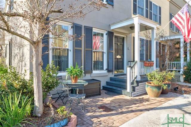 527 Howard Street, Savannah, GA 31401 (MLS #217793) :: The Arlow Real Estate Group