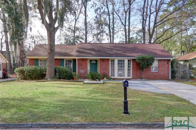 1623 Kings Way, Savannah, GA 31406 (MLS #217797) :: The Arlow Real Estate Group