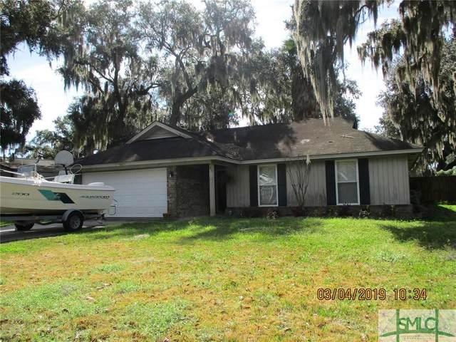 21 Hanging Moss Road, Savannah, GA 31410 (MLS #217806) :: McIntosh Realty Team