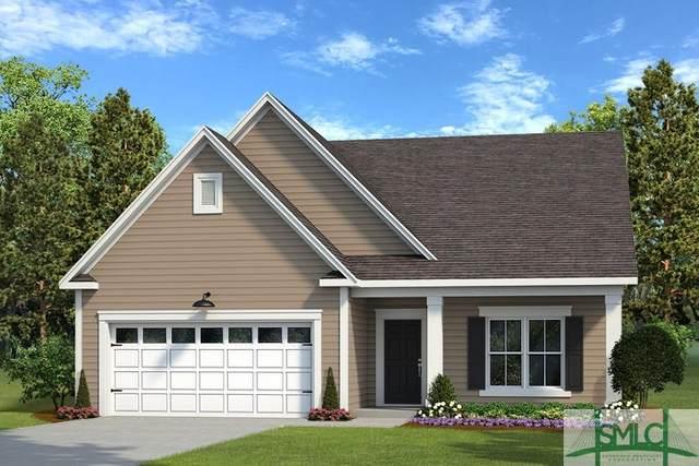 118 Oakdene Road, Pooler, GA 31322 (MLS #217816) :: The Arlow Real Estate Group