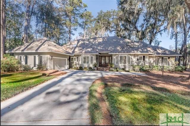 14 Westcross Road, Savannah, GA 31411 (MLS #217819) :: The Arlow Real Estate Group