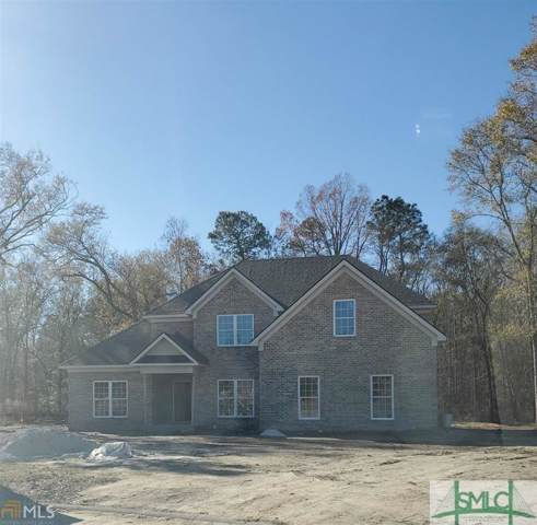 5245 Pippin Place, Statesboro, GA 30461 (MLS #217821) :: The Arlow Real Estate Group