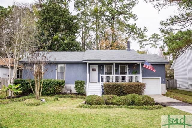 133 Stockbridge Drive, Savannah, GA 31419 (MLS #217830) :: Liza DiMarco