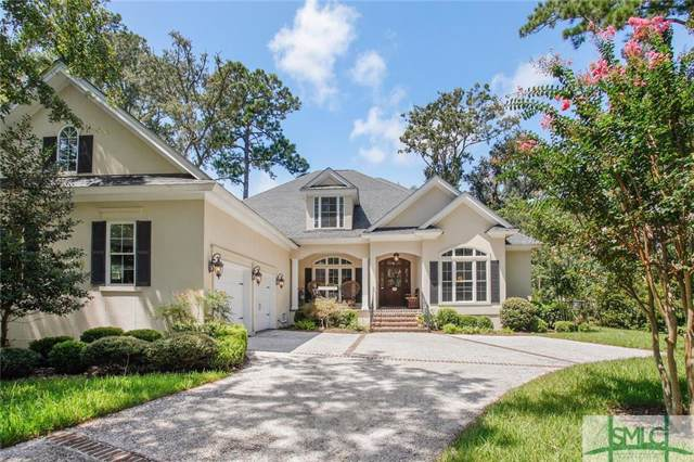 8 Benedictine, Savannah, GA 31411 (MLS #217833) :: Robin Lance Realty
