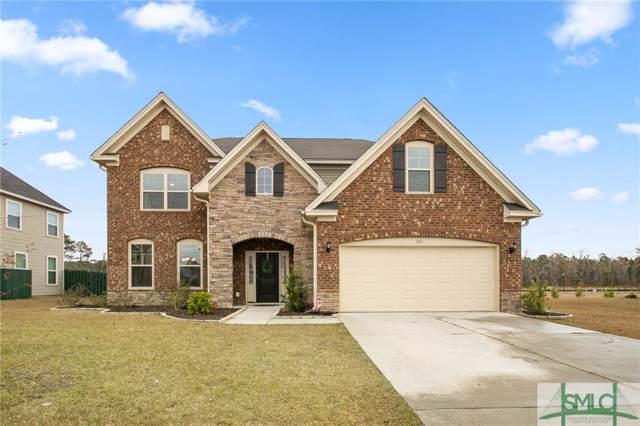 105 Mccrady Drive, Richmond Hill, GA 31324 (MLS #217855) :: The Arlow Real Estate Group