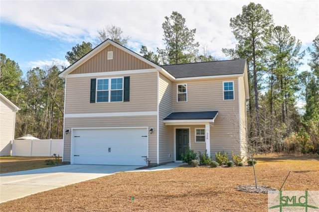 228 Sterling Drive, Rincon, GA 31326 (MLS #217863) :: RE/MAX All American Realty