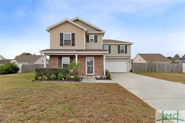 102 Springcreek Lane, Guyton, GA 31312 (MLS #217889) :: Teresa Cowart Team