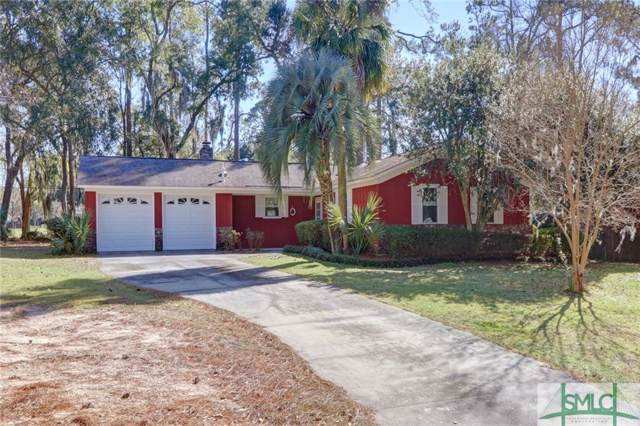 12606 Golf Club Drive, Savannah, GA 31419 (MLS #217908) :: The Arlow Real Estate Group