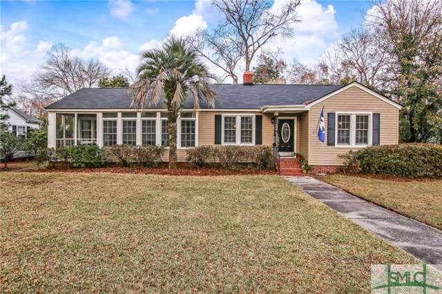 406 Columbus Drive, Savannah, GA 31405 (MLS #217912) :: The Arlow Real Estate Group