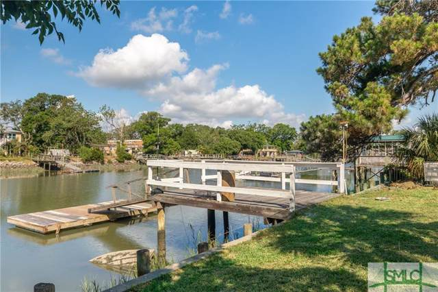 117 Pelican Court, Tybee Island, GA 31328 (MLS #217921) :: The Arlow Real Estate Group