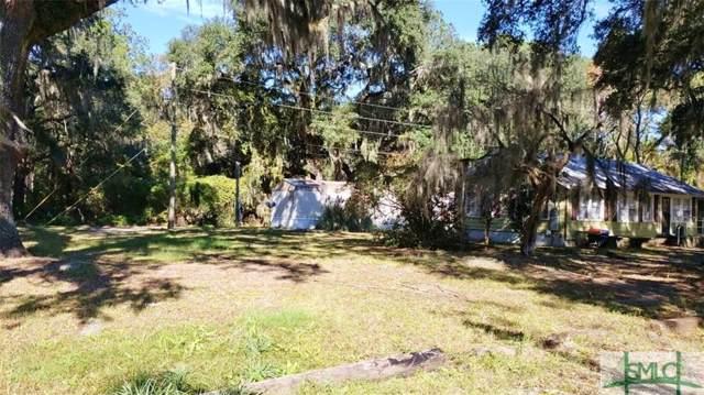 1402 Little Neck Road, Savannah, GA 31419 (MLS #217922) :: The Arlow Real Estate Group