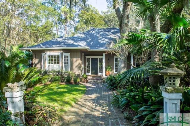 2 Morning Marsh Road, Savannah, GA 31411 (MLS #217928) :: The Arlow Real Estate Group