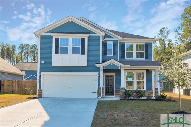 213 Gazelle Lane, Pooler, GA 31322 (MLS #217934) :: The Arlow Real Estate Group