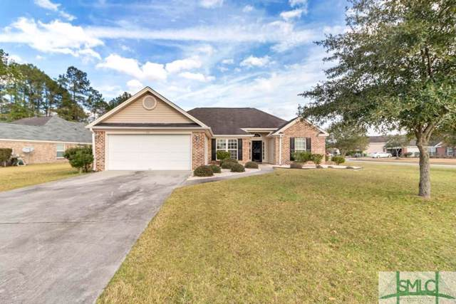 271 Pink Dogwood Lane, Pooler, GA 31322 (MLS #217936) :: The Arlow Real Estate Group