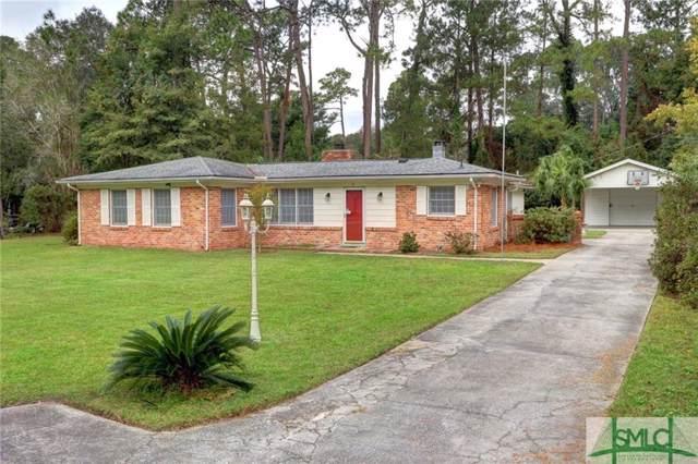 16 Diana Drive, Savannah, GA 31406 (MLS #217940) :: Liza DiMarco
