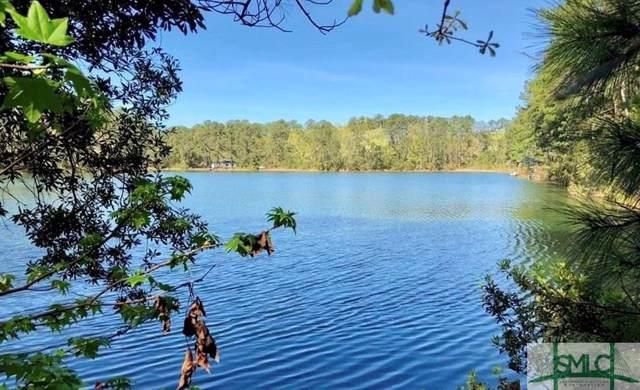 0 Lake Rosalind Drive, Midway, GA 31320 (MLS #217941) :: Teresa Cowart Team