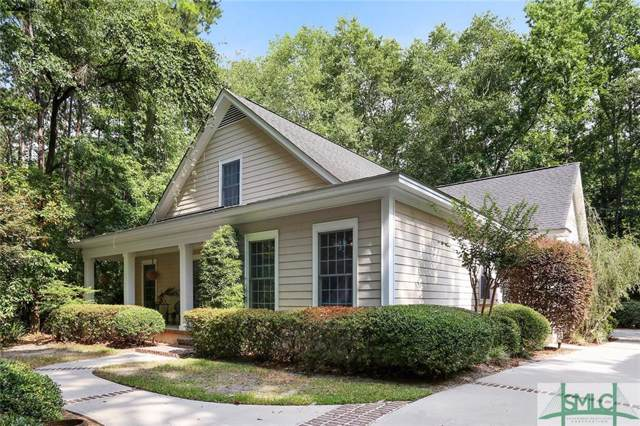 10 Steeplechase Lane, Savannah, GA 31405 (MLS #217953) :: Robin Lance Realty