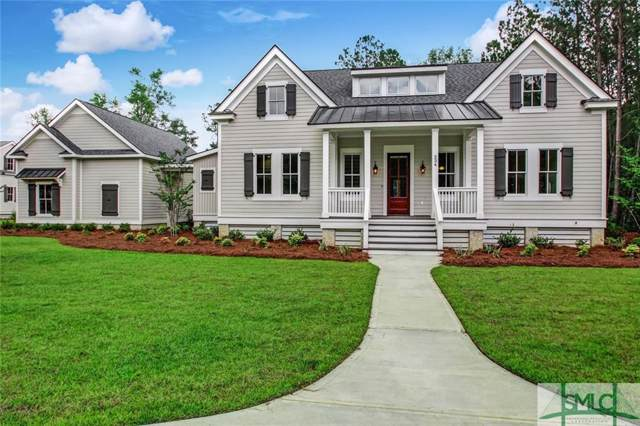 234 Westbrook Lane, Pooler, GA 31322 (MLS #217956) :: The Arlow Real Estate Group